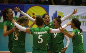 България във финалната четворка на Евроволей U16