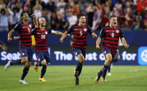 Шеста Голд Къп за САЩ след късен гол във финала