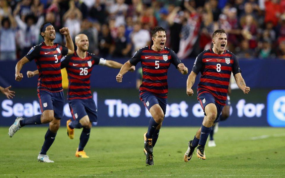 САЩ победи с 4:0 дебютанта Гвиана в среща от група