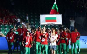 Проливни дъждове объркаха програмата на Олимпийския фестивал в Унгария