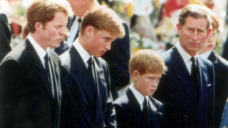 Братът на принцеса Даяна: излъгаха мен и децата ѝ на погребението
