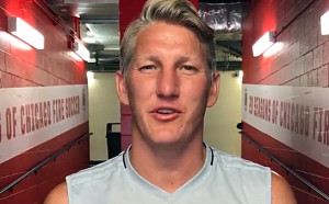 Швайнщайгер ще е капитан на звездите на MLS срещу Реал
