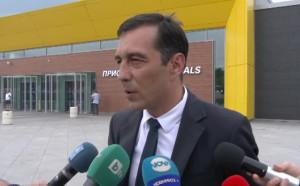 Петричев: Вярвам, че имаме сили да направим поредния луд мач