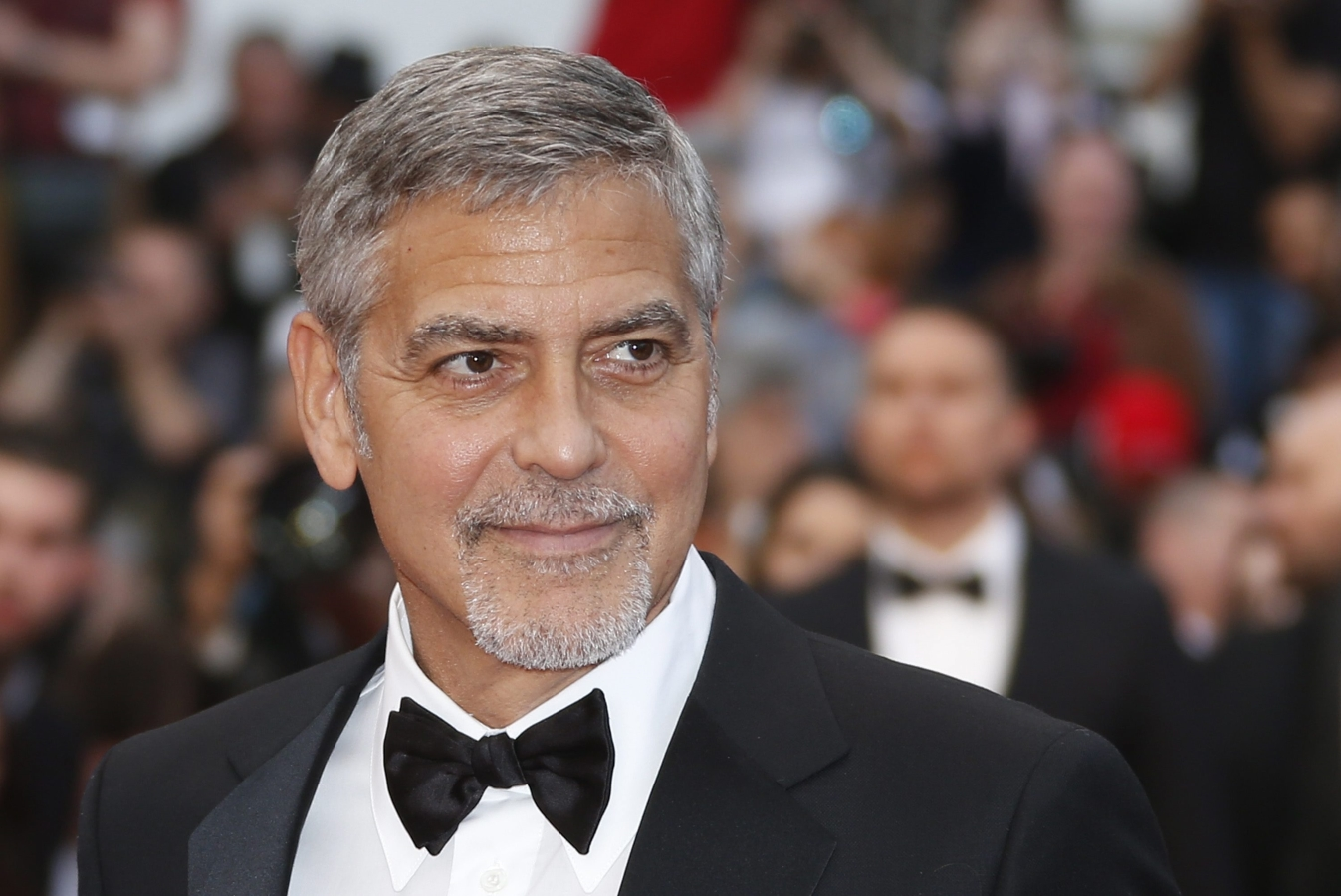Най-красивата знаменитост е Джордж Клуни