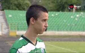 Играчът на мача Мартин Костадинов: Бихме с много борба