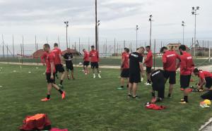 ЦСКА тренира здраво за сблъсъка с Ботев Пд