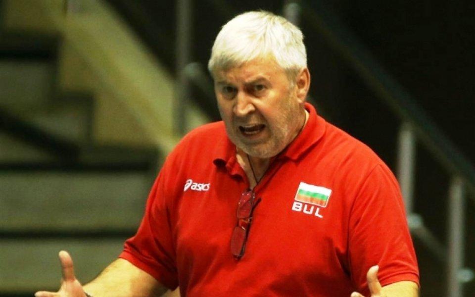 Стоян Гунчев: В този мач направихме най-много грешки от целия турнир