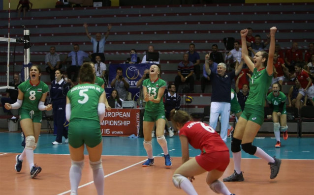 Александрина Георгиева източник: volleyball.bg