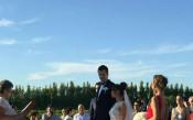 Сватбата на Ян Весели и Наталия<strong> източник: instagram.com</strong>