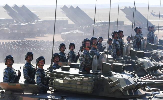 Как ще реагира Китай при война межди САЩ и КНДР