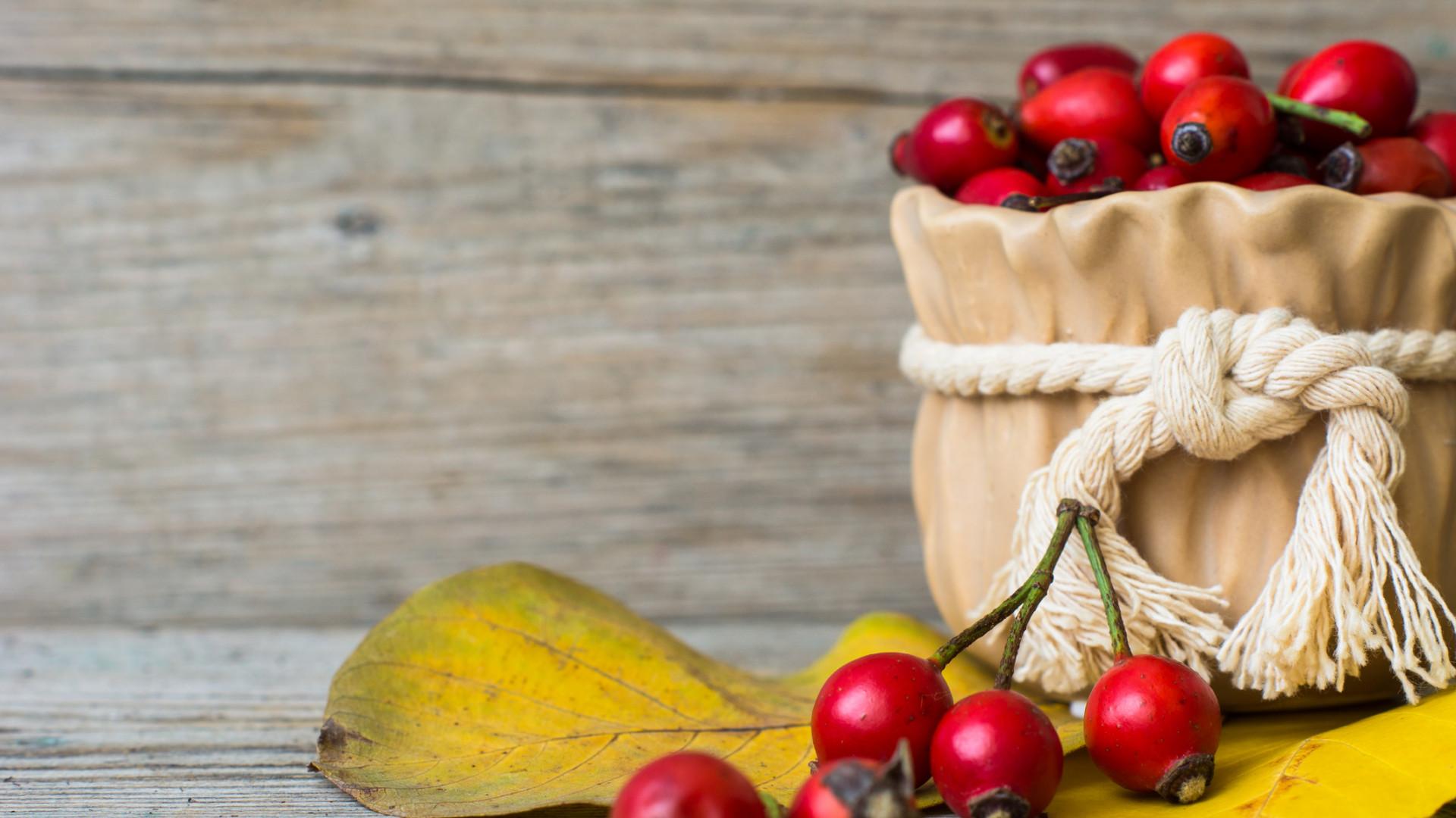 Шипката - суперхраната без аналог в природата