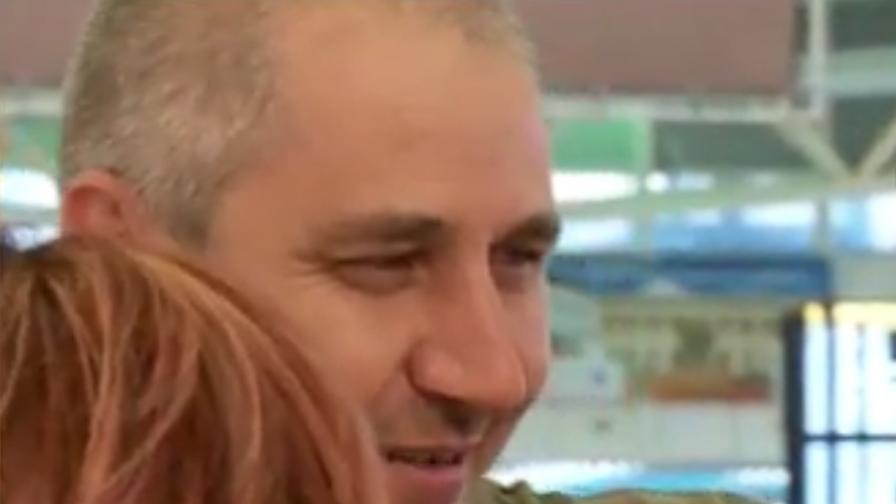 Освободеният в Гърция: Президентът ме спаси