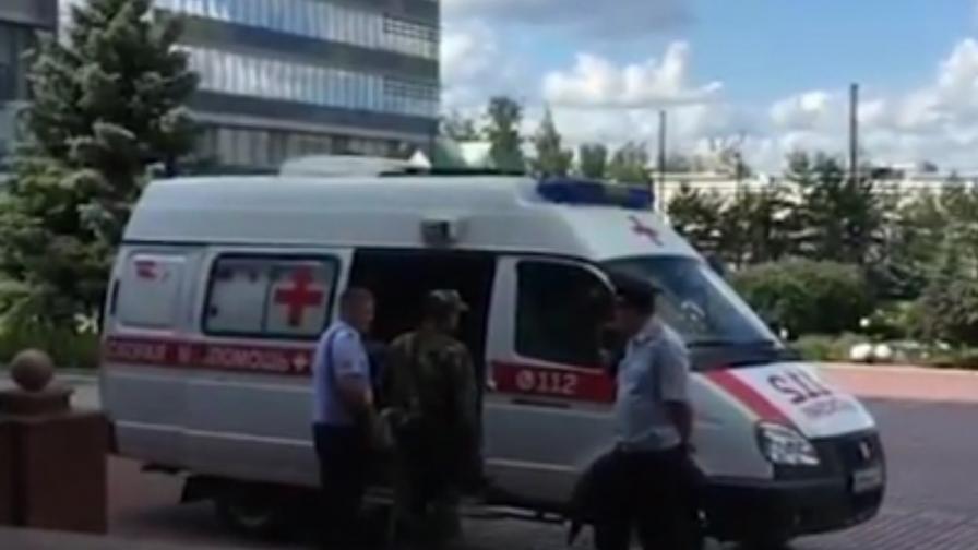 Мафиоти откриха стрелба в Московския областен съд