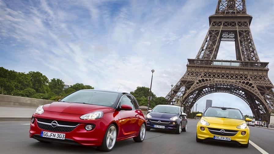 PSA Group финализира покупката на Opel