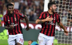 Милан удари българския Университатя и в реванша