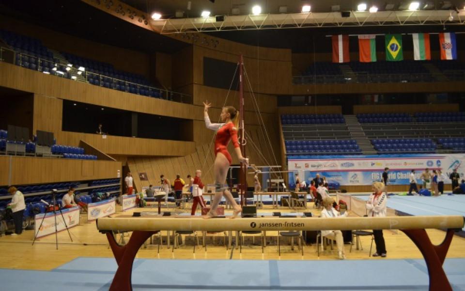Олимпийски шампиони идват на Световната купа по спортна гимнастика във Варна