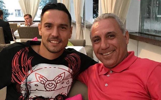 Миланов и Стоичков<strong> източник: instagram.com/milanov17</strong>