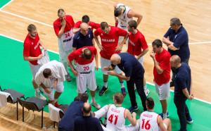 Баскетболистите с първа тренировка в понеделник