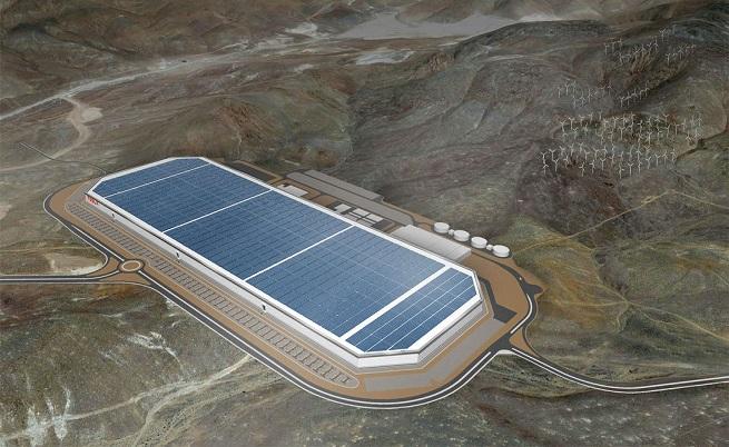 Германия започва строителство на гигазавод за батерии