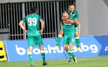 Вторият гол на Григор Долапчиев срещу Лудогорец