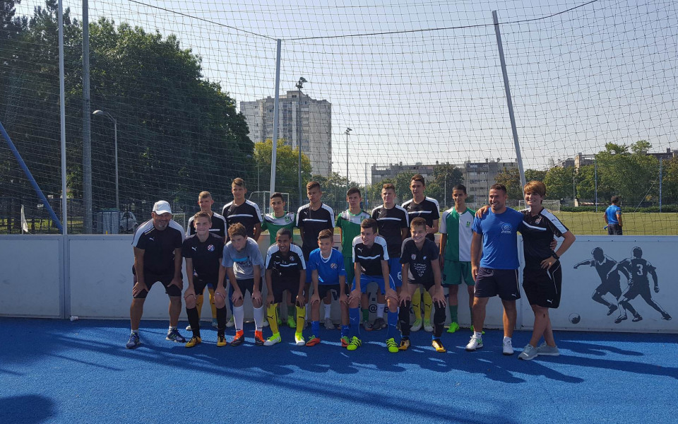 ФК Национал продължава сътрудничеството си с Динамо (Загреб)