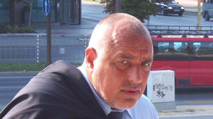 Борисов: Страхът и слухът в България работят със страшна сила