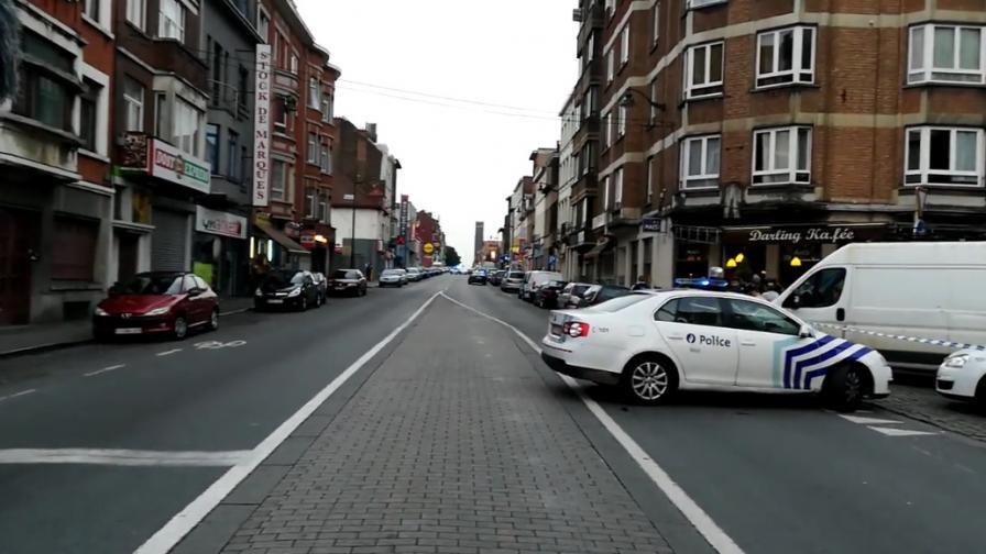 Полицаи стреляха по кола с германски номера в Брюксел