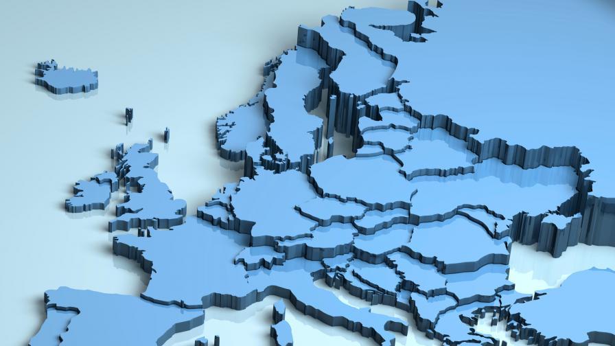 <p>Как САЩ и Германия разделят Европа</p>