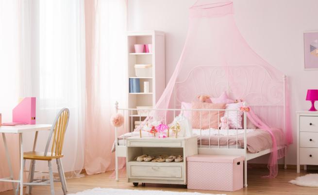 Каква искаше да е стаята ти като дете?