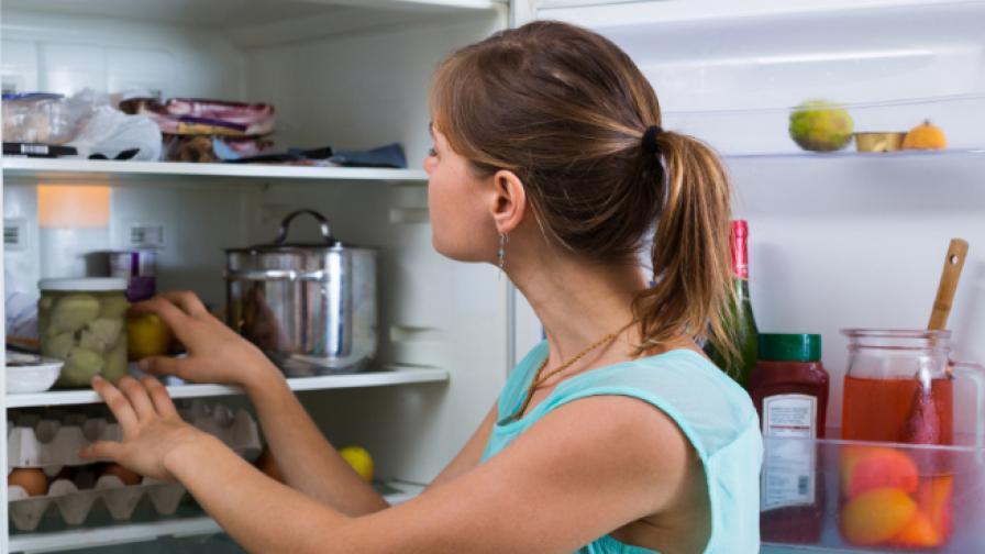 Храните, които не трябва да държите в хладилника
