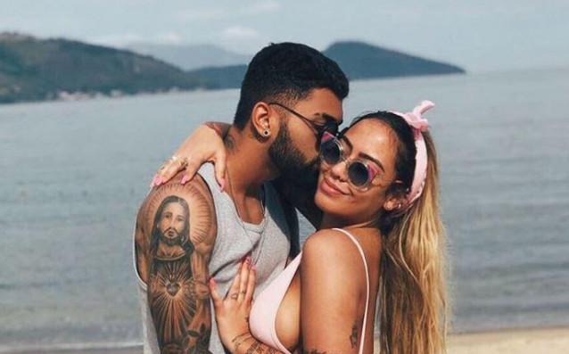 Габигол и Рафаела<strong> източник: instagram.com/gabigol</strong>