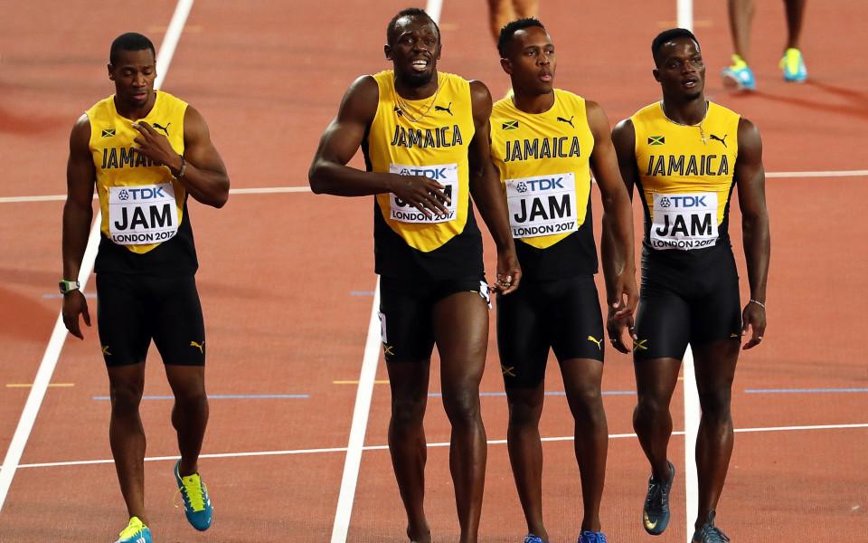 Разочарованият отбор на Ямайка обвини организаторите за травмата на Болт
