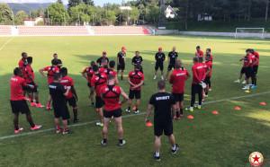 ЦСКА се подготвя без Симао за двубоя с Витоша