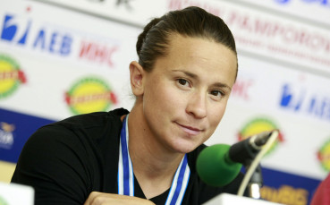 Станилия Стаменова: Задържах се в спорта заради Олимпиадата