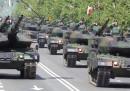 Полша показа армията, празнува победа над Русия