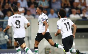 Ливърпул почти влезе в Шампионска лига още в Германия