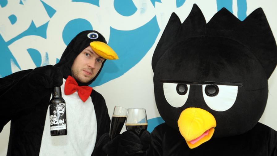 Tactical Nuclear Penguin на BrewDog.