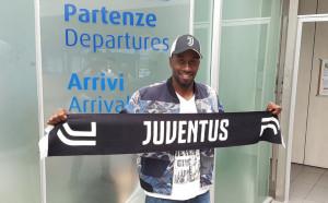 Матюиди пристигна в Торино