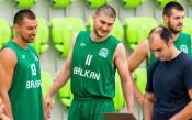 Балкан стартира подготовка с популярни имена