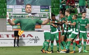 Нов треньор, нов късмет за Лудогорец на прага на Лига Европа