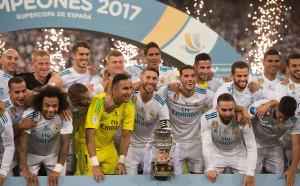 Два трофея и прекрасни сметки за Реал