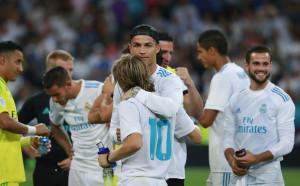 Реал Мадрид спечели Суперкупата на Испания за 10 път