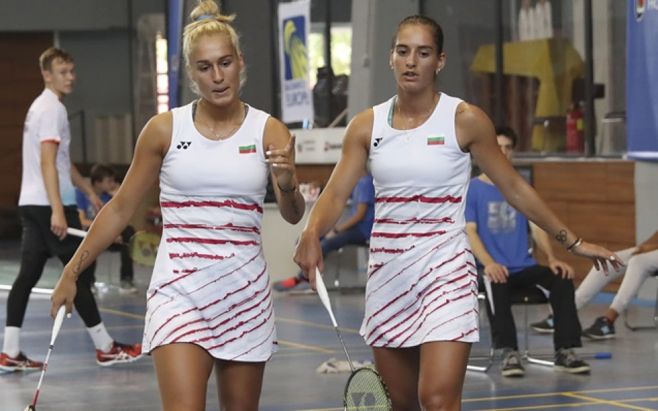 Сестри Стоева паднаха от световните шампионки на финала в Париж
