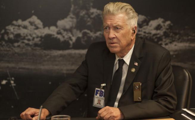 Дейвид Линч в Twin Peaks: Завръщането.