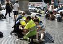 Жертвите на атентата в Барселона - 15, терористът - въоръжен и опасен
