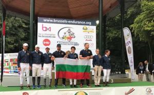 Националите по конен спорт за първи път от 62 години в шестицата на Европа