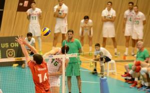 България с чиста победа срещу Локомотив Новосибирск