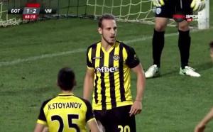 Петков откри головата си сметка за Ботев Пловдив