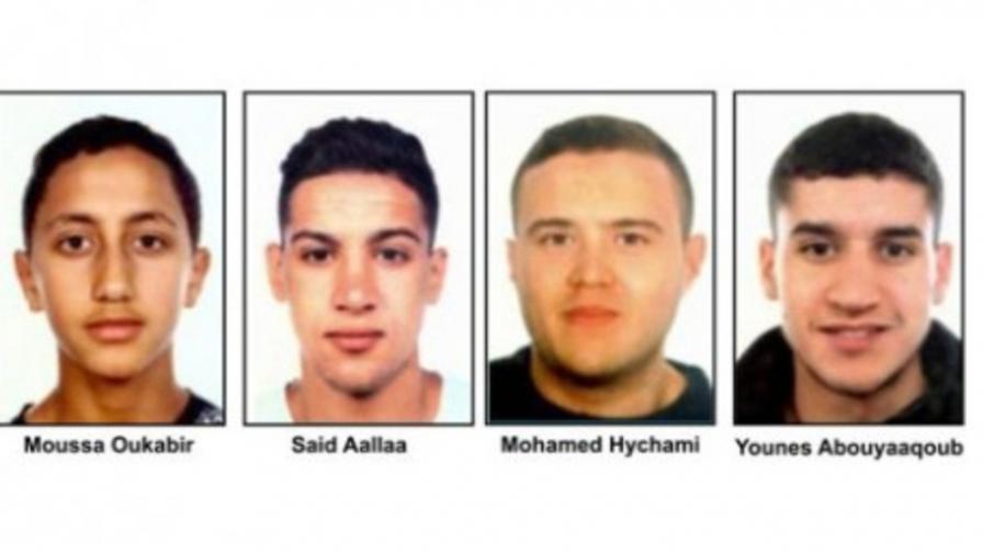 Европа на лов за последния терорист от Барселона