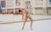 Контролно на гимнастичките в зала Раковски<strong> източник: facebook.com/BGRGfederation, Анна Недкова</strong>